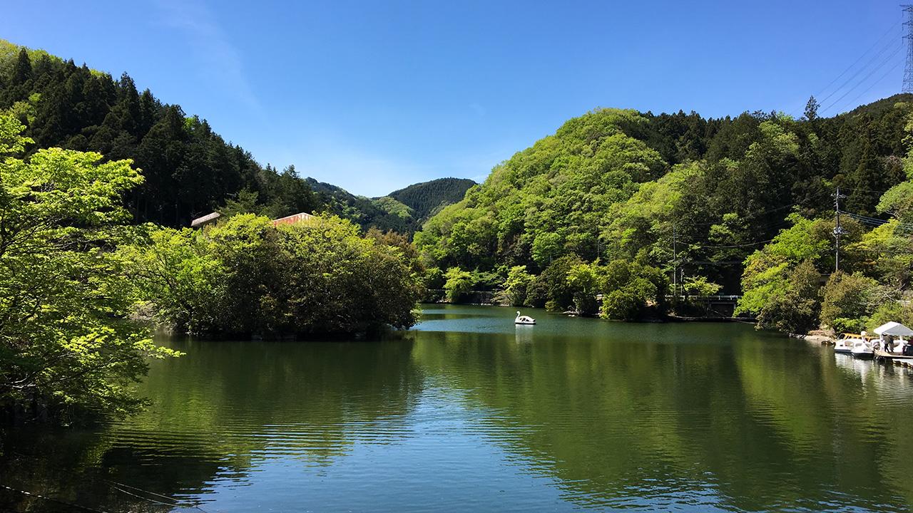"""""""秩父の湖"""""""